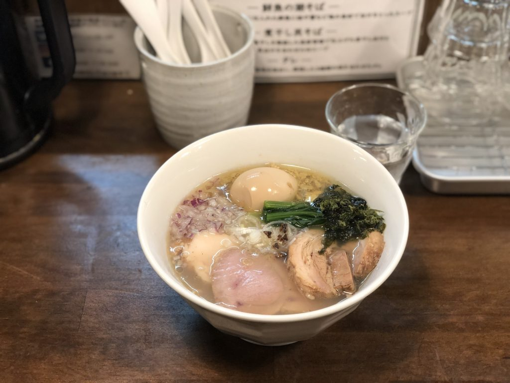 貝節麺ライク